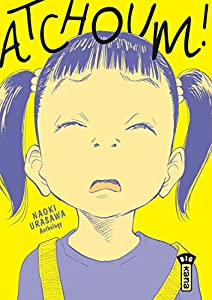 Atchoum ! Naoki Urasawa Anthology Edition simple One-shot