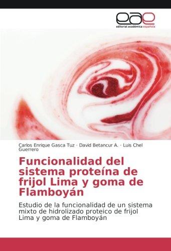 Gasca Tuz, C: Funcionalidad del sistema proteína de frijol L ✅