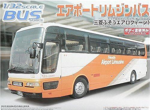 1 32 Mitsubishi-Fuso Aero Queen 1 Airport Limousine