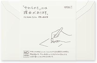 ミドリ MD封筒 コットン 横 20538006
