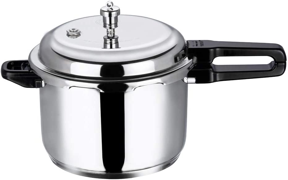 Vinod Max 54% OFF Los Angeles Mall V-10L Stainless Steel Sandwich Bottom 10- Pressure Cooker