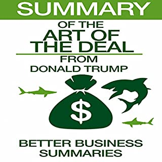 Summary of The Art of the Deal from Donald Trump cover art