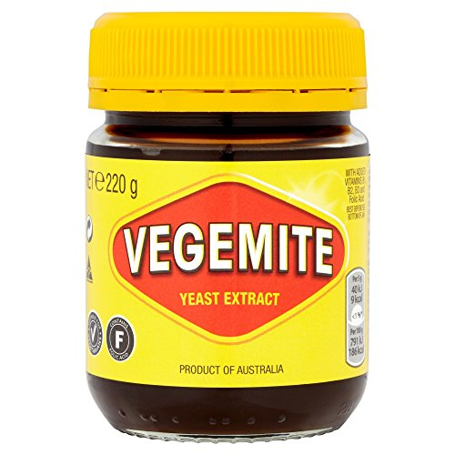 Kraft Vegemite Extracto De Levadura 220g | Producto de Australia | Kraft Vegemite Yeast Extract Spread
