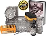 Best Beard Oil Kits - Viking Revolution Beard Care Kit for Men Review