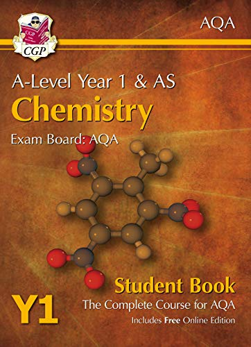A-Level Chemistry for AQA: Year 1 & AS Student Book: ideal for catch-up and...