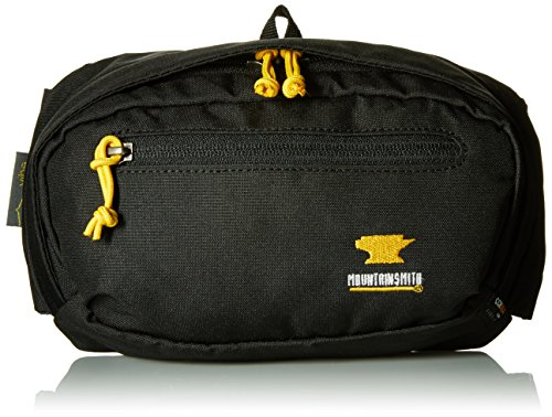 Mountainsmith Vibe Lumbar Pack, Heritage Black