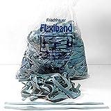 Gomas de injertar Flexiband. 1 Kilo. 240x6 mm. Especialmente estudiadas para Todo Tipo de injertos.Banda elasticas biodregadables.