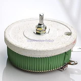 Electronics-Salon 200W 10 OHM High Power Wirewound Potentiometer, Rheostat, Variable Resistor.