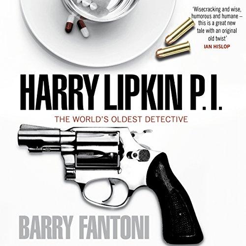 Harry Lipkin, P.I. cover art