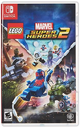 Juegos Nintendo Switch Lego Marvel juegos nintendo switch lego  Marca Warner Bros. Interactive Entertainment
