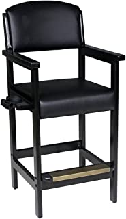 Heritage Spectator Chair Black Onyx