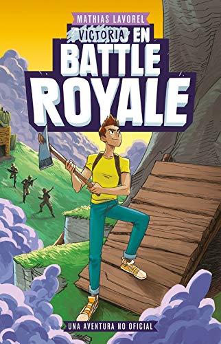 Victoria en Battle Royale (Libros basados en juegos)
