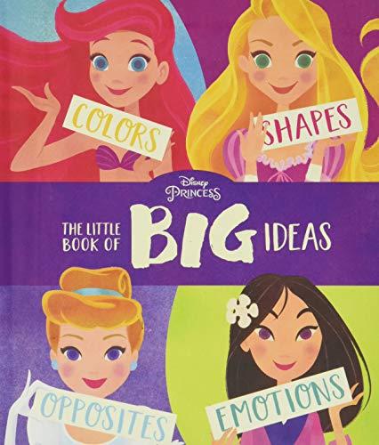 Disney Princess: The Little Book of Big Ideas