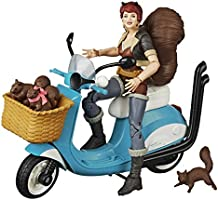 Marvel Legends Vehiculos - The Unbeatable Squirrel Girl