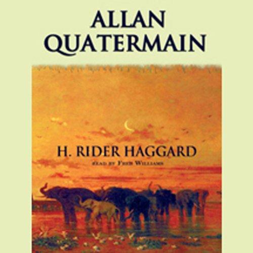 Allan Quatermain  Audiolibri