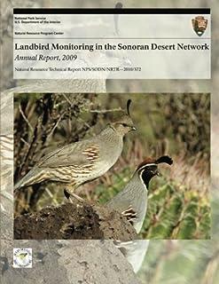 Landbird Monitoring in the Sonoran Desert Network: Annual Report, 2009