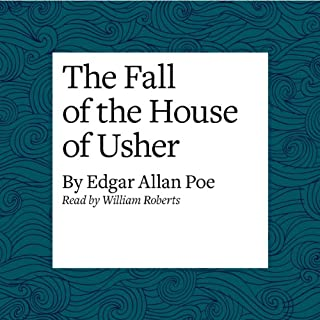The Fall of the House of Usher audiobook cover art