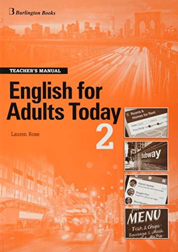 English For Adults Today 2. Manual