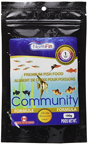 Northfin Food Community Formula 1Mm Pellet 100 Gram Package