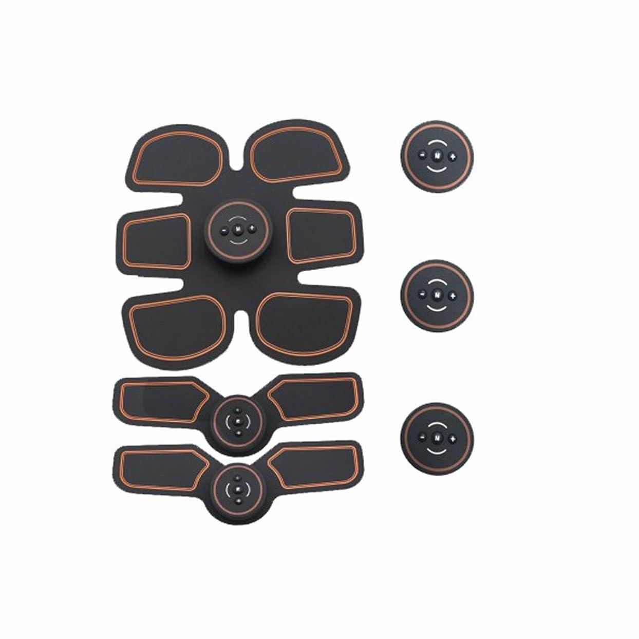 ヒール引き算典型的なGBR- EMSベルトジムをスリミングする充電式筋肉トレーニング用刺激装置専門のマッサージ腹部ユニセックスフィットネスAbトナー用品