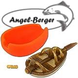 Angel-Berger Master Method Feeder Set Medium Feederkorb Futterkorb (40g)