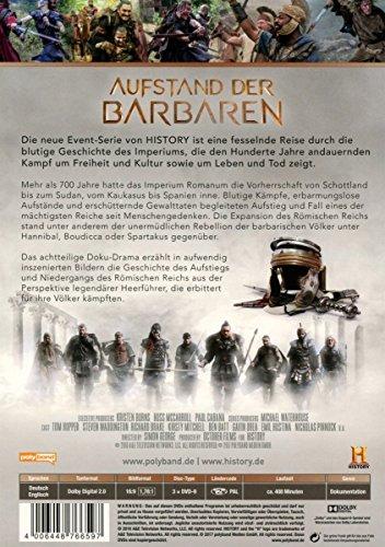 Aufstand der Barbaren [3 DVDs]