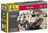 Glow2B Heller - 79898 - Maqueta para Construir - VAV 4X4 Transporte de Tropas - 1/72