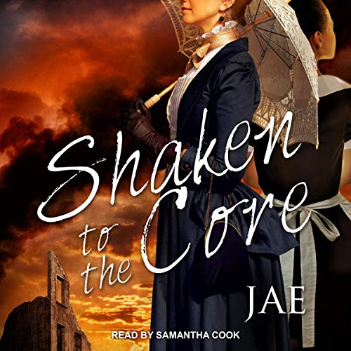 Shaken to the Core cover art