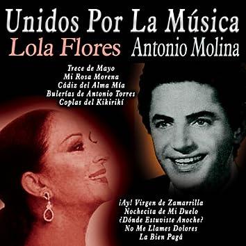 Unidos por la Música: Lola Flores & Antonio Molina