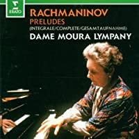 Rachmaninov: 24 Preludes (Complete) by Rachmaninoff (1993-11-02)