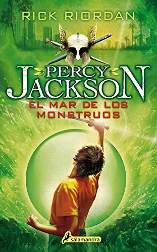 El mar de los monstruos (Percy Jackson y los dioses del Olimpo 2): .