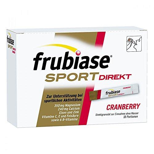 Frubiase Sport Direkt Gra 18 stk
