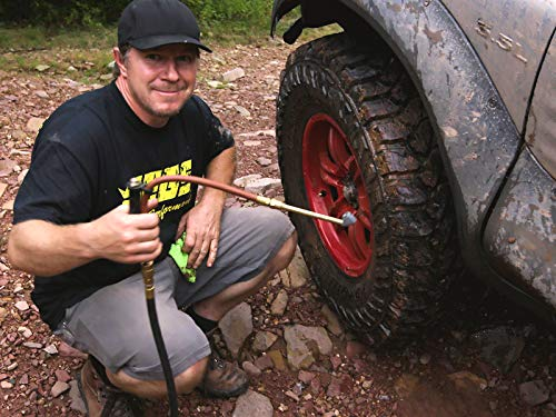 Trail Fix: Reseat a Tire Without a Jack