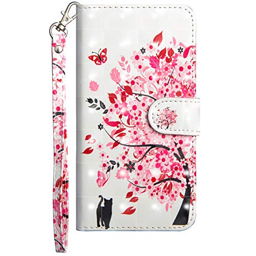 Dclbo Hülle für Samsung Galaxy J3 2016 / J320,Handyhülle Tasche Schutzhülle Leder Brieftasche Hülle Lederhülle Magnet Bunt Flip Klapphülle Handytasche für Samsung Galaxy J3 2016 / J320 - #7 Muster