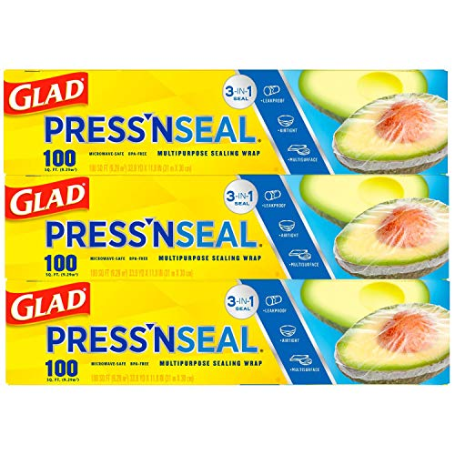 Glad Press'n Seal Frischhaltefolie aus Kunststoff