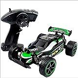 PETRLOY Rechargeable à grande vitesse du véhicule Stunt Car la télécommande de voiture RTR voiture électrique 2,4GHz 40 km/h Télécommandé Simulation Sports Course de voitures for enfants et adultes