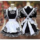 K-Fang, Bowknot Français Femme De Chambre Lolita Costumes Femme Filles Mignonne Robe...