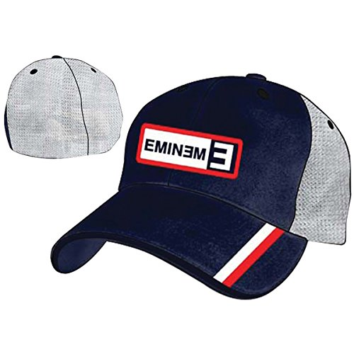 Eminem - Navy Mesh Osfm Baseball Cap