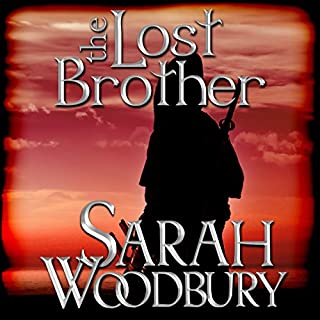 The Lost Brother audiobook cover art