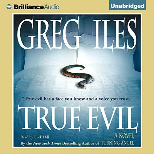 True Evil audiobook cover art