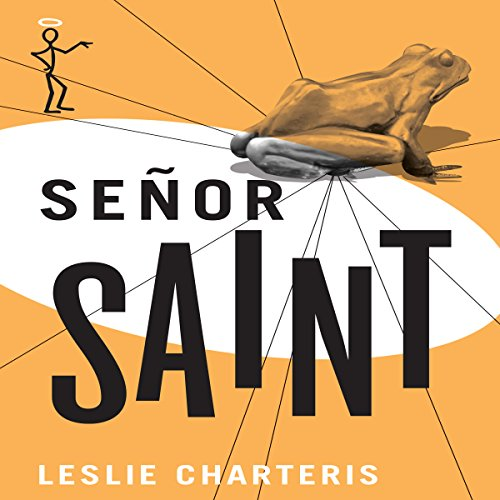 Senor Saint cover art