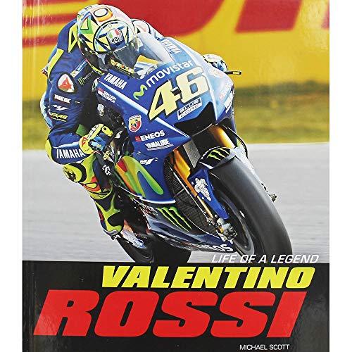 Michael Scott Valentino Rossi: La vida de una leyenda