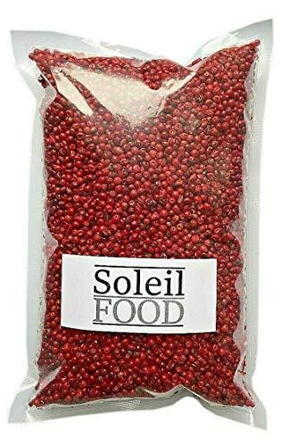 250g rosa Pfeffer rosa Beeren Pfefferkörner Schinusbeere feinste Qualität GMO frei Soleilfood