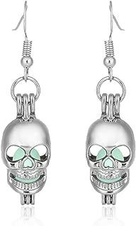 Jewelry Skull Earrings Womens Eardrop Luminous Earrings Skull Shape Jewelry