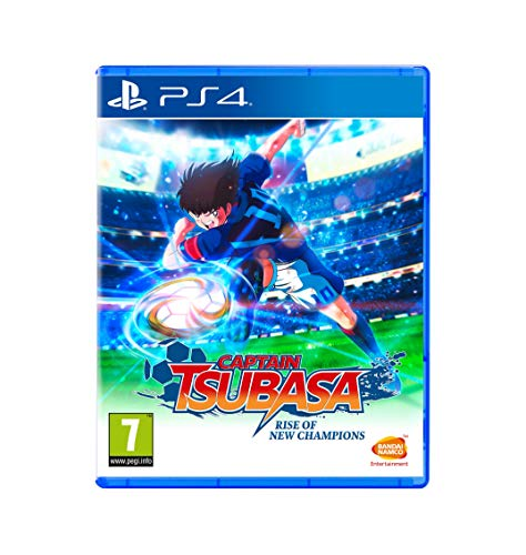 Captain TSUBASA Rise of New Champions PS4 + Esclusiva sciarpa (Esclusiva Amazon) - Bundle Limited - PlayStation 4