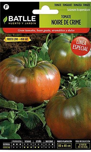 Semillas Hortícolas - Tomate Noire de Crime - Batlle