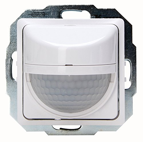 Kopp 840402051 INFRAcontrol Bewegungsschalter 2D 180° UP IP40, arktis-weiß