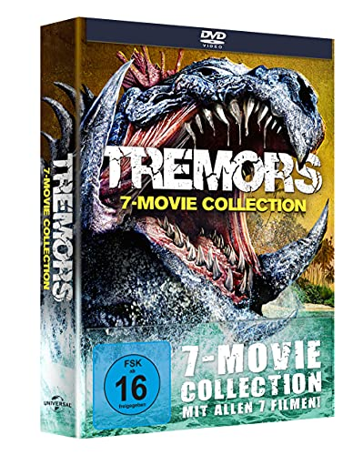 Tremors 7-Movie Collection - Limited Edition [7 DVDs]