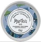 Marilou Bio - Masque au Charbon Végétal à l'Argile Blanche et aux...