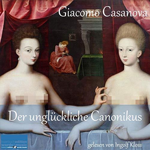 Der unglückliche Canonikus Titelbild